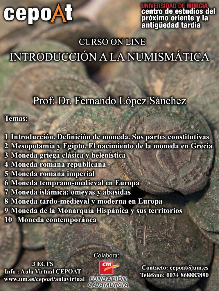CURSO NUMISMÁTICA ONLINE 2019 Numism10