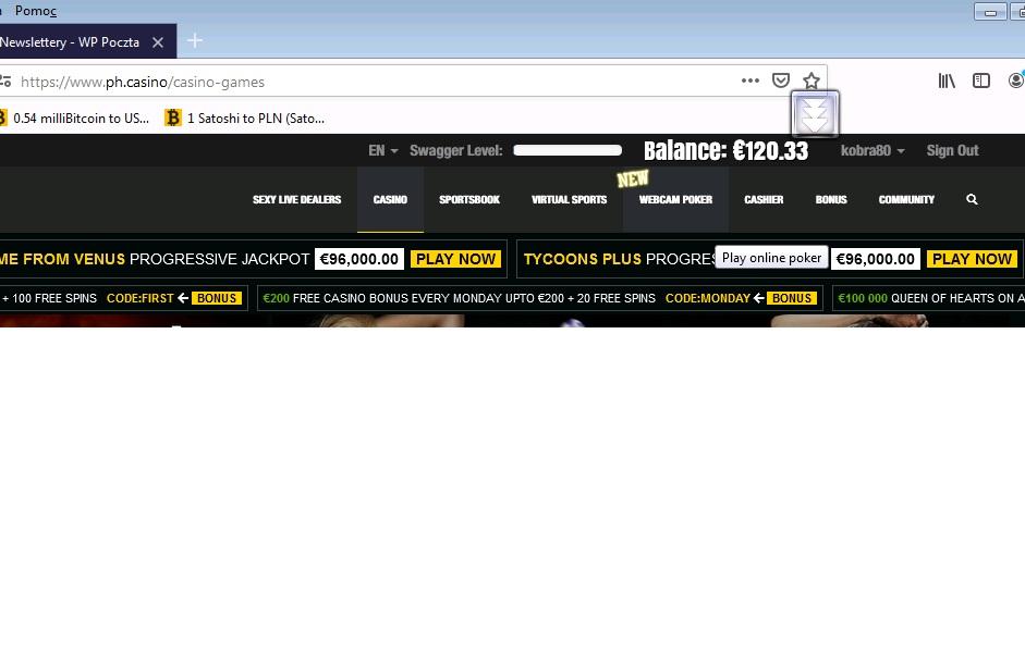 kobra challenge od 0$ do 100$ w 6 miesiecy Ph10