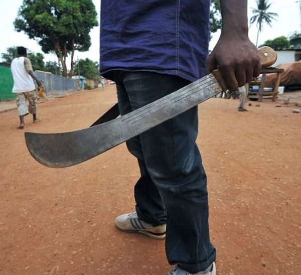 'Mad Man' Hacks Herbalist To Death With Machete In Anambra Hack10