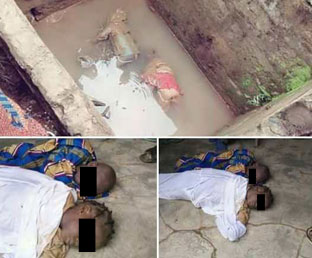 Community In Shock As Two Young Kids Are Found Dead Inside Soak-away Pit In Kwara (Photo) Kids10
