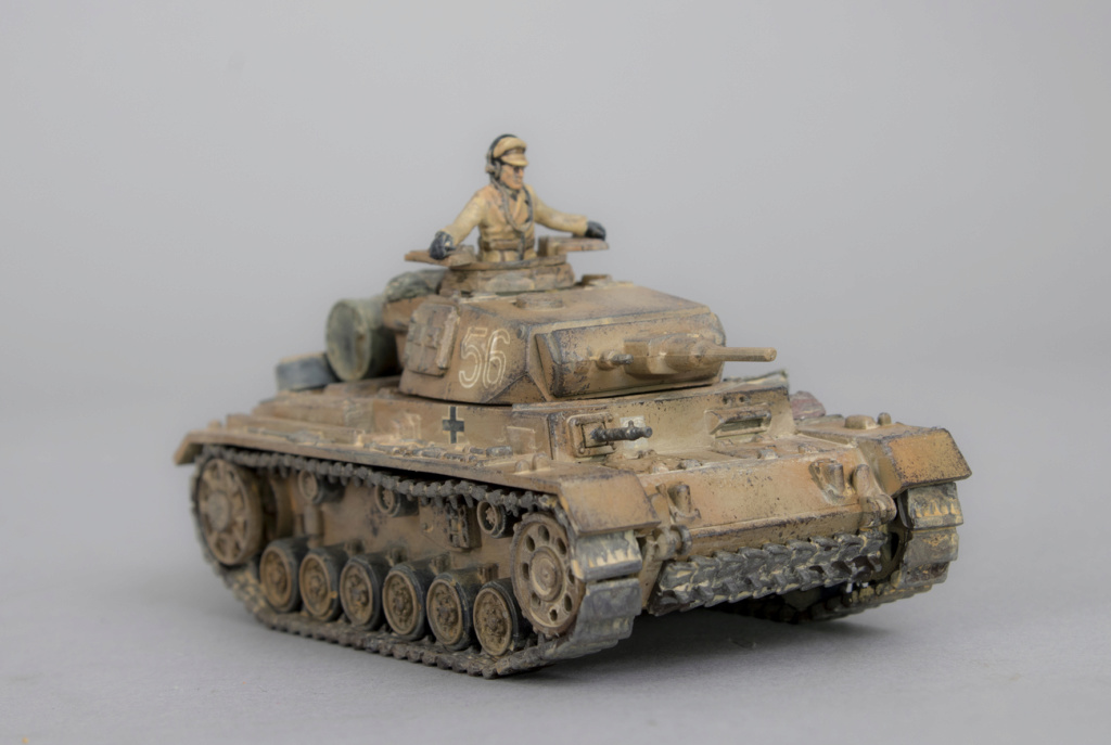 DAK Panzer III Panzer12