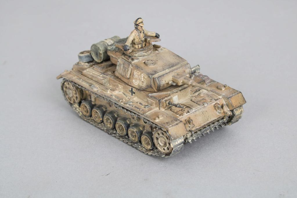 DAK Panzer III Panzer13