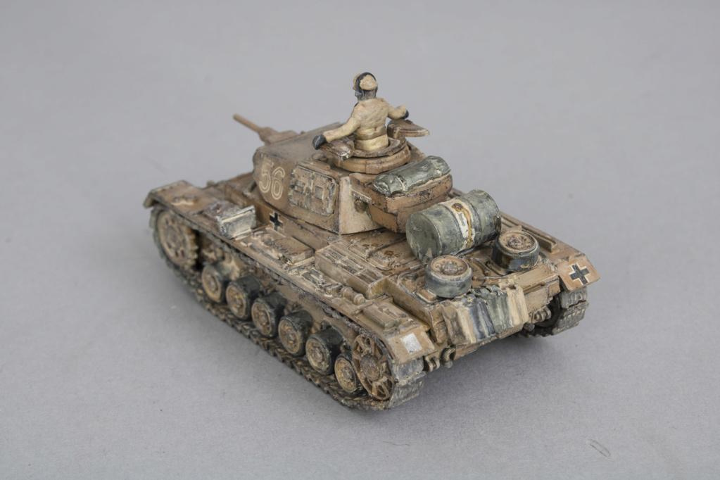 DAK Panzer III Panzer15