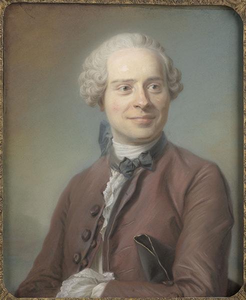 """""""En société"""", pastels du Louvre des XVII et XVIIIe siècles Alembe10"""