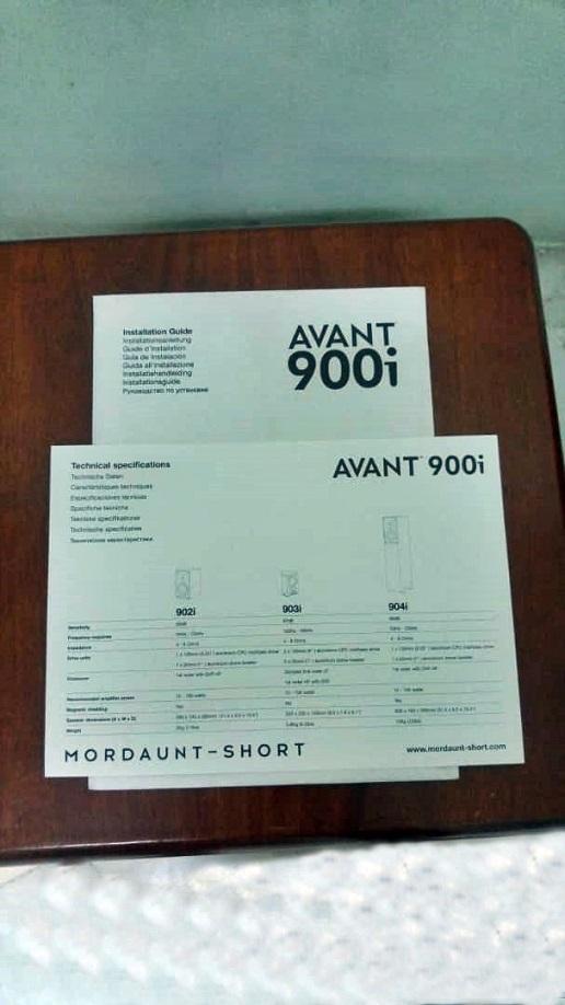 Mordaunt-Short Avant 903i Whatsa20