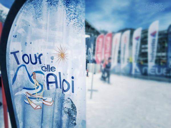 Tour delle Alpi - Ski test Head Image14