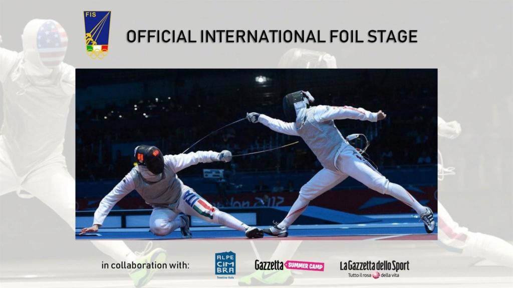 Stage Internazionale di Fioretto Stage_10