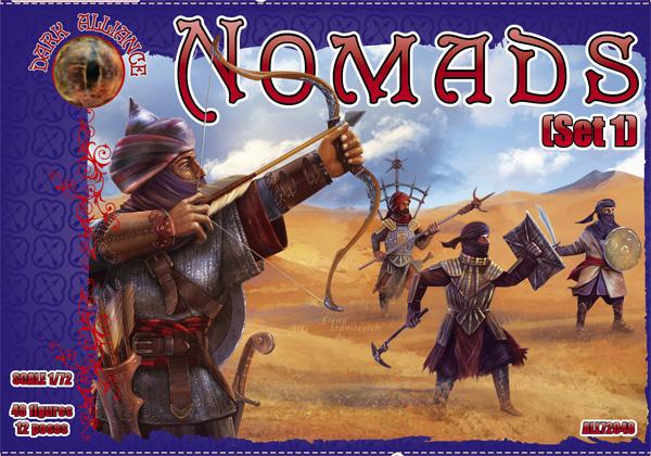 Nouveauté Dark Alliance 1/72 All310