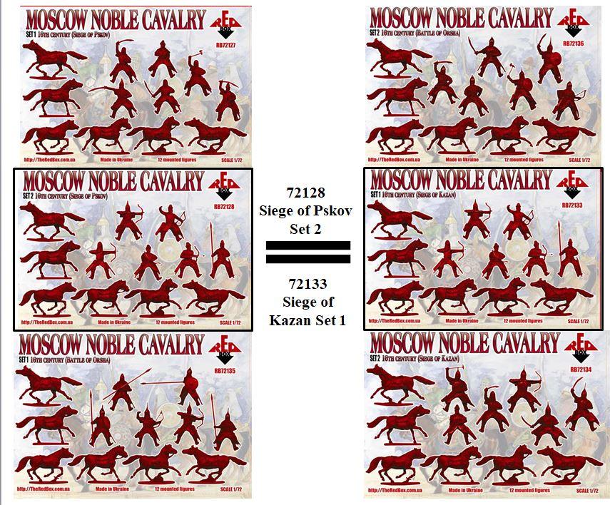 2 Nouveautés Red Box 1/72 Rb11