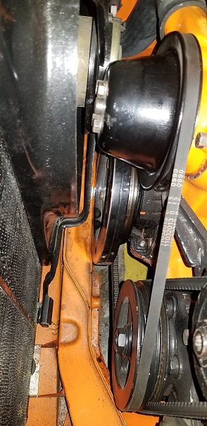 Roda Fonica com Dumper Foto110