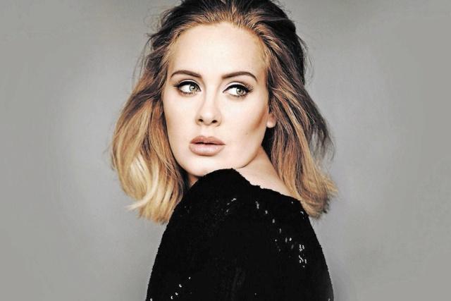 AS UNICAS ARTISTAS FEMININAS A ULTRAPASSAR A MARCA DE 1 BILHÃO DE STREAMS NA APPLE MUSIC. Adele10