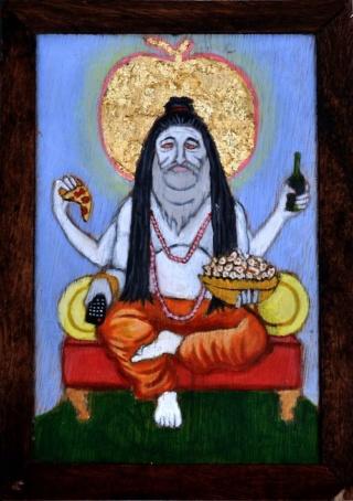 Syaday- dia de Sri Syadasti, patrono da estação da confusão Sri11