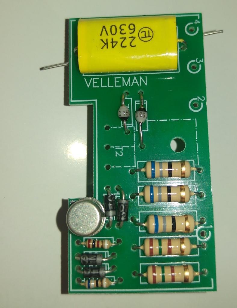 kit velleman K2543 2r10