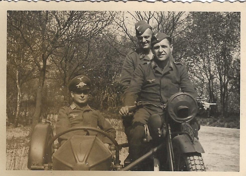 Identification photo militaires allemands WW2 B11