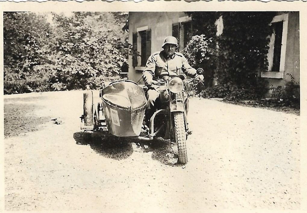 Identification photo militaires allemands WW2 C12