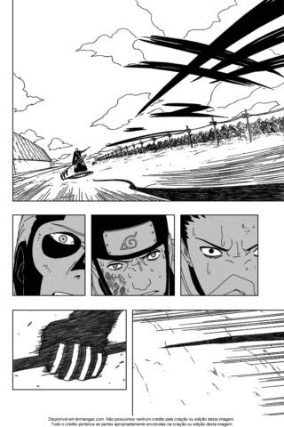 Chojuro VS Hidan. 081110