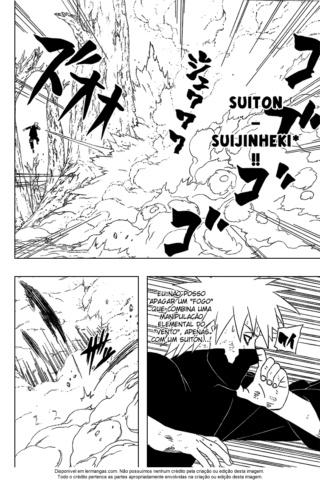 O Kakuzu pode vencer Kisame ! 1210