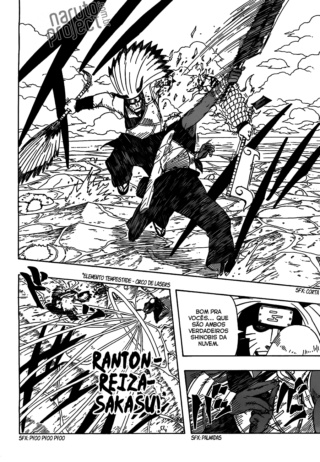 Tobirama foi morto por Kinkaku & Ginkaku [Tradução Oficial Panini] - Página 2 14-310