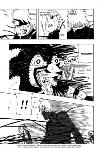O Kakuzu pode vencer Kisame ! 15_110