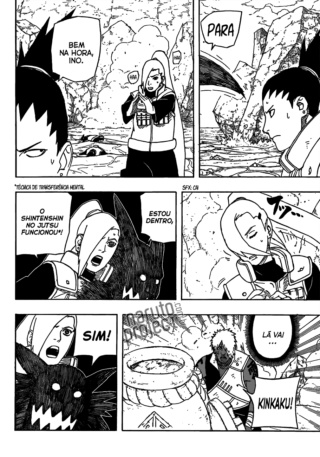 Tobirama foi morto por Kinkaku & Ginkaku [Tradução Oficial Panini] - Página 2 16-410