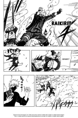 O Kakuzu pode vencer Kisame ! 1613