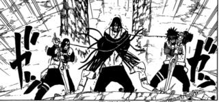 Kakuzu e Hidan vs Lee, Sakura, Kiba e Chouji 20191215