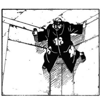 No cerco que Jiraiya estava contra Pain... Qual seria o desempenho destes? 20200255
