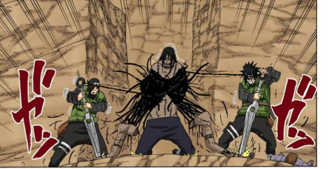 Quais membros da Akatsuki a Tsunade conseguiria derrotar? 20200545
