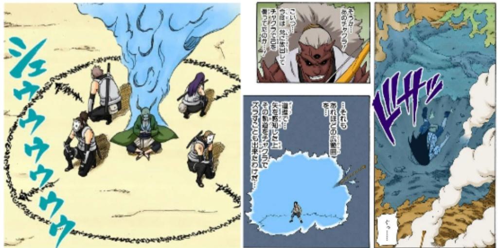 Momentos que a Tsunade e a Sakura esqueceram de usar emissão de Chakra - Página 3 20200811