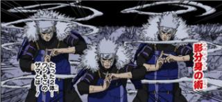 Nagato Uzumaki vs. Tobirama Senju Clones10
