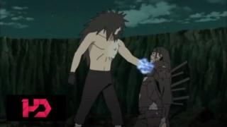Madara Rinegan e Hashirama vs Naruto Atual e Sasuke Guerra   Image173