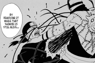 Kakuzu e Hidan vs Lee, Sakura, Kiba e Chouji Image268