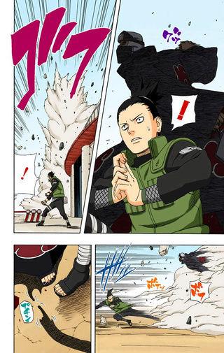 O Kakuzu pode vencer Kisame ! Img-2325