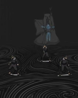Itachi e Kisame vs Jiraya e Orochimaru - Página 2 Kokuan10