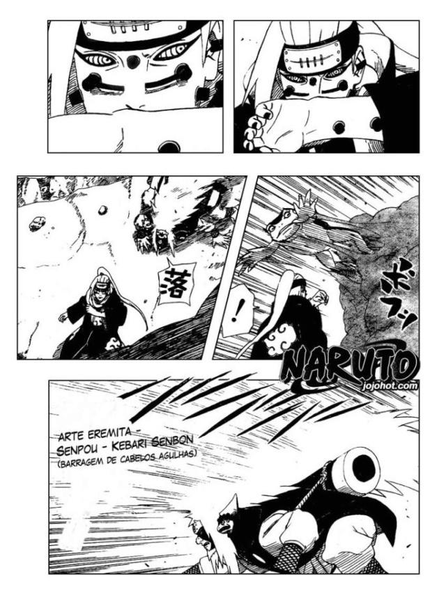 Orochimaru e Jiraiya vs Kisame e Sasori - Página 2 Naruto30