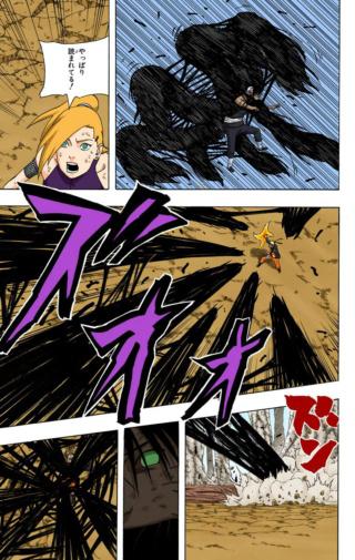 TenTen e Tsunade Vs Hidan e Kakuzu Receiv56