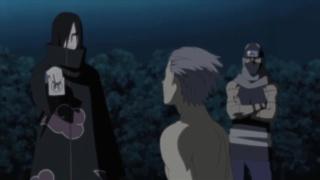 Orochimaro Vs Kakuzu  ,Hidan e Konan  Screen34