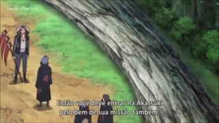 Orochimaro Vs Kakuzu  ,Hidan e Konan  Screen35