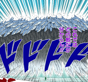 Tsunade e Kira A vs Kisame e Konan Senjik10