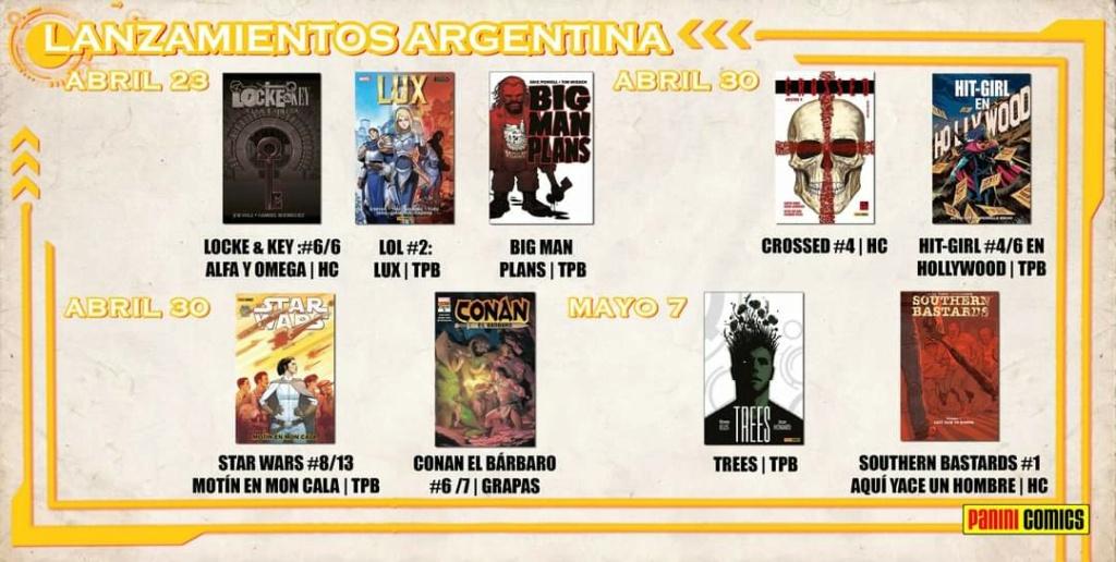 1-6 - Marvel Panini Latam / Argentina - Página 21 Fb_img52