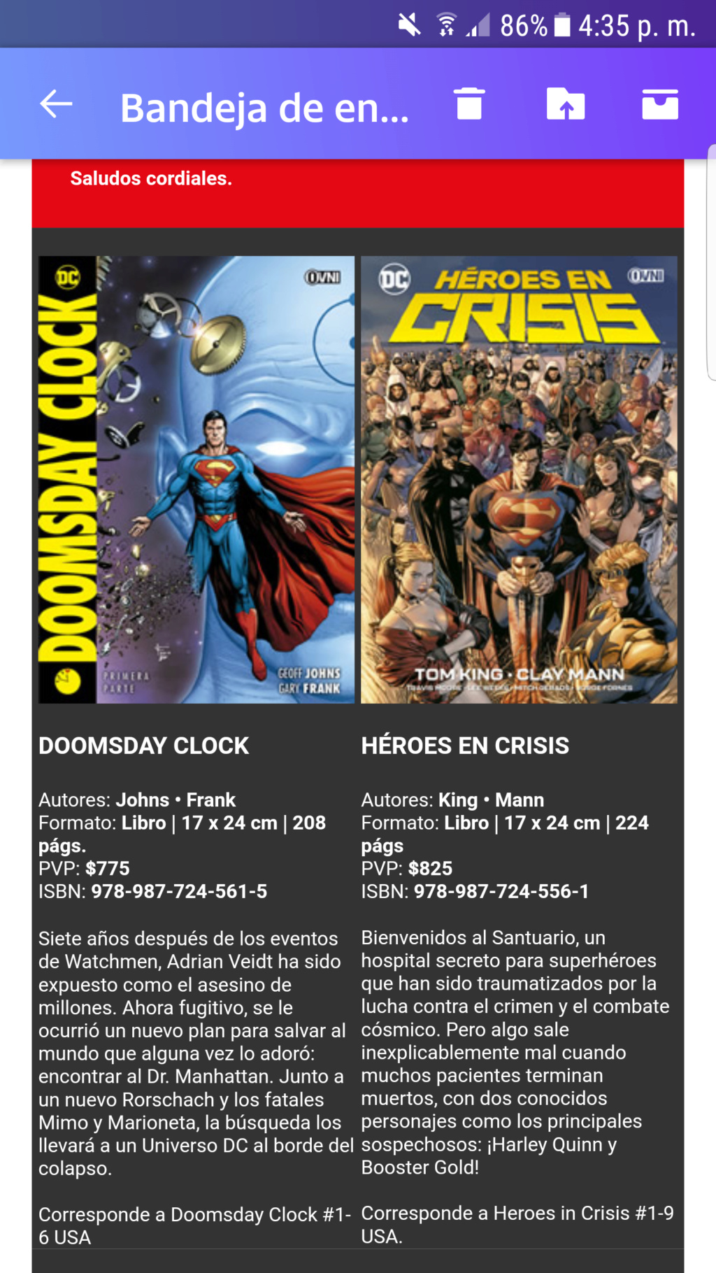 1-6 - [DC - Ovni-Press] Consultas y novedades - Referente: Skyman v2  - Página 30 Screen17