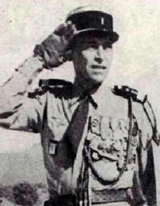 commandant Charles HORA Charle10
