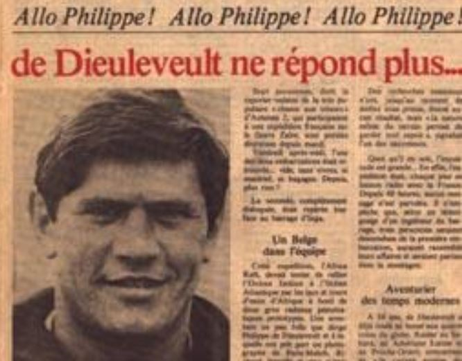 Philippe de Dieuleveult Dedieu10