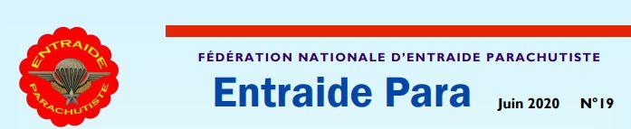 Entraide Parachutiste Militaire, journal de juin 2020 Entrai10