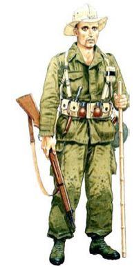 Le soldat du CEFEO  et la tenue TTA modèle 1947 Jhgfds10