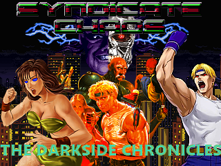 NEW STREETS OF RAGE REMAKE GAME MOD Title_10