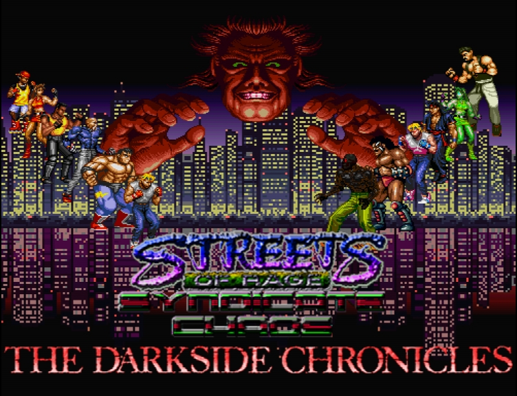 NEW STREETS OF RAGE REMAKE GAME MOD Tudsz10
