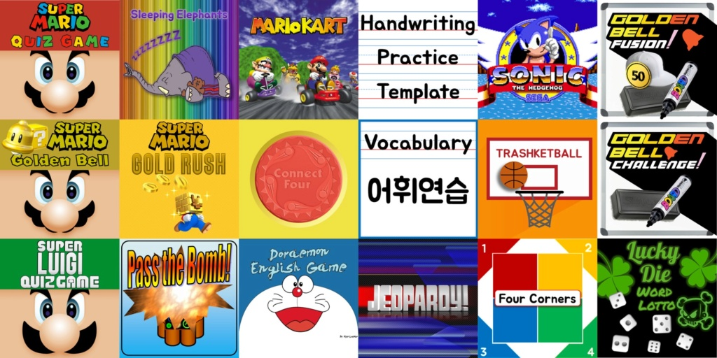 Slide Master Archive | Collection of 19 Games and Learning Tools Pictur10