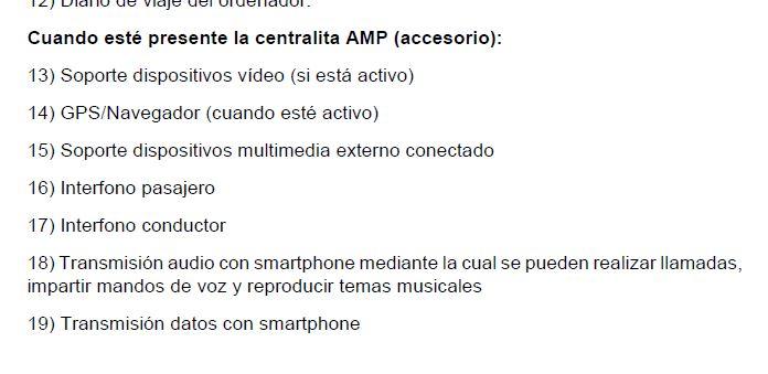 AMP, Plataforma multimedia 900 Cuadro11