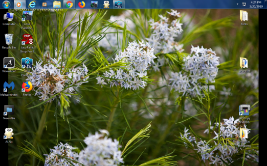 what is on your desktop Deskfl10